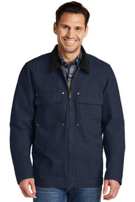 CornerStone ®  Washed Duck Cloth Chore Coat. CSJ50