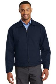 Red Kap ®  - Slash Pocket Jacket.  CSJT22