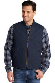 CornerStone ®  Washed Duck Cloth Vest. CSV40