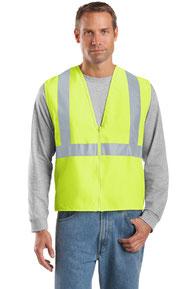 CornerStone ®  - ANSI 107 Class 2 Safety Vest.  CSV400