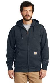 Carhartt  ®  Rain Defender  ®  Paxton Heavyweight Hooded Zip-Front Sweatshirt. CT100614
