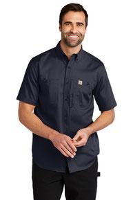 Carhartt ®  Rugged Professional ™ Series Short Sleeve Shirt CT102537
