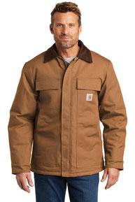 Carhartt  ®  Duck Traditional Coat. CTC003