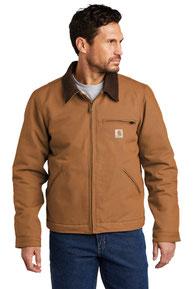 Carhartt ®  Tall Duck Detroit Jacket CTT103828