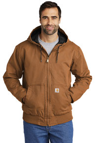 Carhartt ®  Tall Washed Duck Active Jac. CTT104050