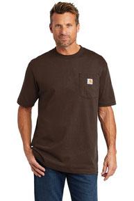 Carhartt  ®  Tall Workwear Pocket Short Sleeve T-Shirt. CTTK87