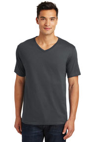DISCONTINUED  District Made ®  Mens Perfect Weight ®  V-Neck Tee. DT1170