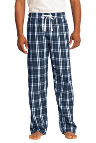 District ®  Flannel Plaid Pant. DT1800