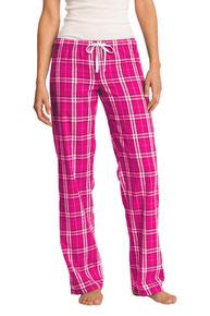 District ®  Women's Flannel Plaid Pant. DT2800