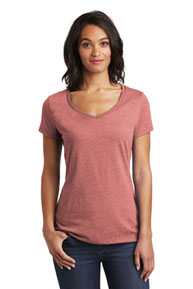 District  ®  Women's Very Important Tee  ®  V-Neck. DT6503