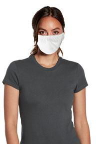 District  ®  V.I.T.  ™  Shaped Face Mask 5 pack (100 packs = 1 Case) DTMSK01