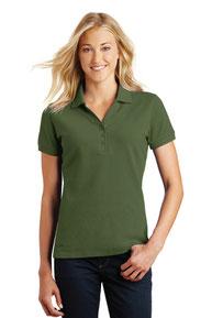 Eddie Bauer ®  Ladies Cotton Pique Polo. EB101