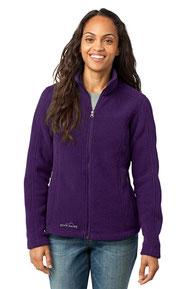 Eddie Bauer ®  - Ladies Full-Zip Fleece Jacket. EB201