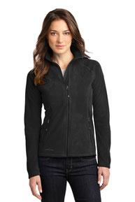 Eddie Bauer ®  Ladies Full-Zip Microfleece Jacket. EB225