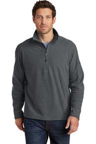 Eddie Bauer ® 1/2-Zip Microfleece Jacket. EB226