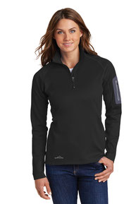 Eddie Bauer ®  Ladies 1/2-Zip Performance Fleece. EB235