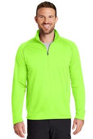 Eddie Bauer ®  1/2-Zip Base Layer Fleece. EB236