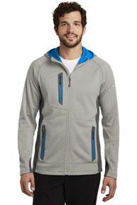 Eddie Bauer  ®  Sport Hooded Full-Zip Fleece Jacket. EB244