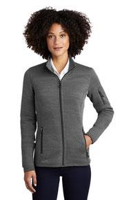 Eddie Bauer  ®  Ladies Sweater Fleece Full-Zip. EB251