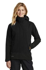 Eddie Bauer  ®  Ladies WeatherEdge  ®  Jacket. EB559