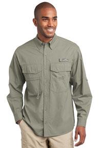 Eddie Bauer ®  - Long Sleeve Fishing Shirt. EB606