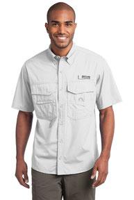 Eddie Bauer ®  - Short Sleeve Fishing Shirt. EB608