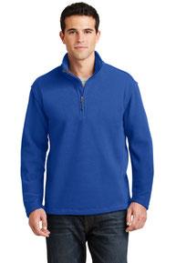 Port Authority ®  Value Fleece 1/4-Zip Pullover. F218