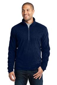 Port Authority ®  Microfleece 1/2-Zip Pullover. F224