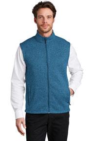 Port Authority  ®  Sweater Fleece Vest F236