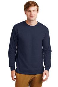 Gildan ®  - Ultra Cotton ®  100% Cotton Long Sleeve T-Shirt.  G2400