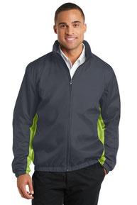 Port Authority ®  Core Colorblock Wind Jacket. J330