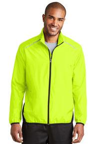 Port Authority ®  Zephyr Reflective Hit Full-Zip Jacket. J345