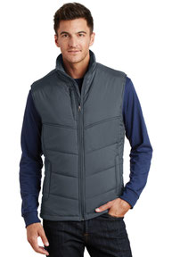 Port Authority ®  Puffy Vest. J709