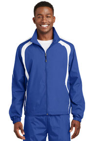 Sport-Tek ®  Colorblock Raglan Jacket. JST60