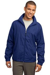 Sport-Tek ®  Full-Zip Wind Jacket. JST70