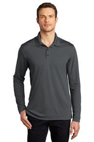 Port Authority  ®  Dry Zone  ®  UV Micro-Mesh Long Sleeve Polo K110LS