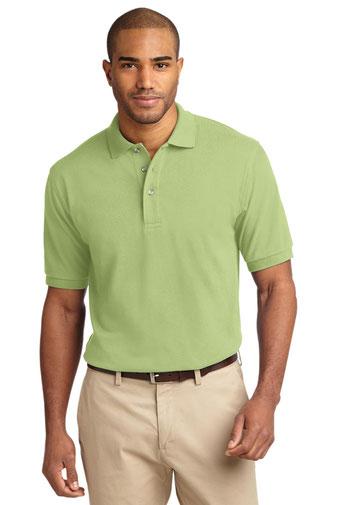 Port Authority ®  Heavyweight Cotton Pique Polo.  K420