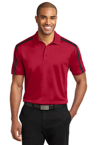 Port Authority ®  Silk Touch™ Performance Colorblock Stripe Polo. K547