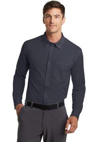 Port Authority ®  Dimension Knit Dress Shirt. K570