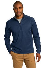 Port Authority ®  Vertical Texture 1/4-Zip Pullover. K805