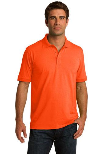 Port & Company ®  Core Blend Jersey Knit Polo. KP55