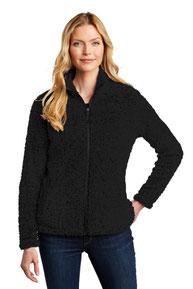 Port Authority  ®  Ladies Cozy Fleece Jacket. L131