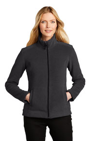Port Authority  ®  Ladies Ultra Warm Brushed Fleece Jacket. L211