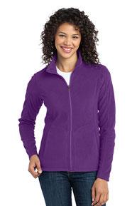 Port Authority ®  Ladies Microfleece Jacket. L223