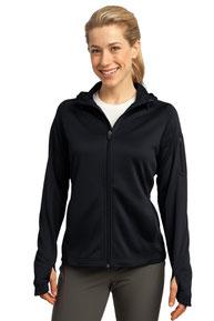 Sport-Tek ®  Ladies Tech Fleece Full-Zip Hooded Jacket. L248