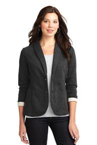 Port Authority ®  Ladies Fleece Blazer. L298