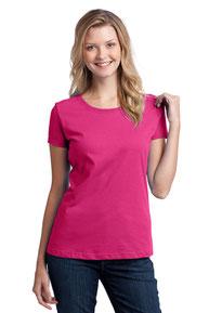 Fruit of the Loom ®  Ladies HD Cotton ™  100% Cotton T-Shirt. L3930