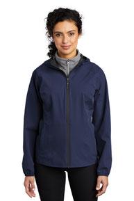 Port Authority  ®  Ladies Essential Rain Jacket L407