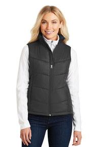 Port Authority ®  Ladies Puffy Vest. L709