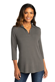 Port Authority  ®  Ladies Luxe Knit Tunic. LK5601